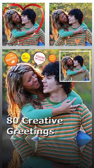 AceCam Romantic Greetings Pro - Photo Effect for Instagram pour mac
