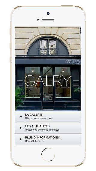 Galry pour mac