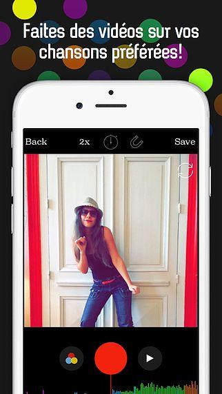Wiggle - Vidéo Clips Musicaux en Selfie pour mac