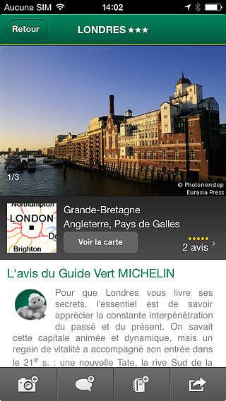 Michelin Voyage pour mac
