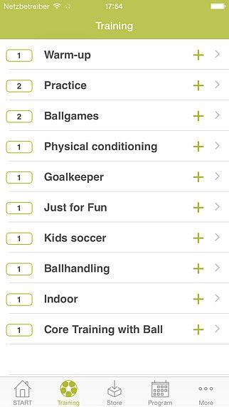 Entraîneur de football Lite pour mac