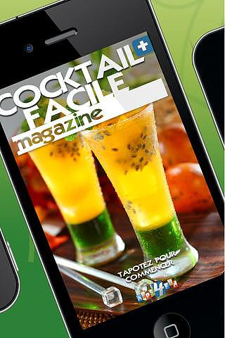 Cocktail Facile magazine pour mac