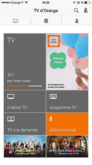 télécharger tv orange