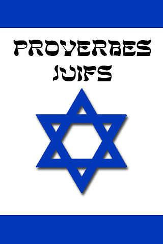 Proverbes Juifs pour mac