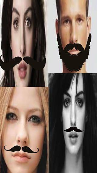 Moustache - Changez votre visage pour mac