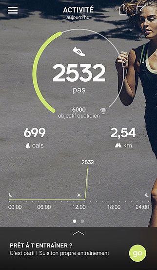 Adidas Train  pour mac
