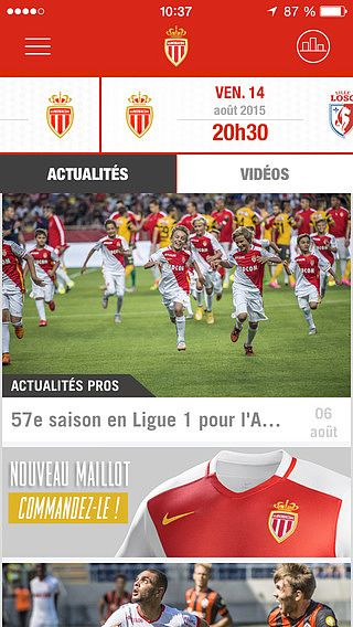AS Monaco pour mac