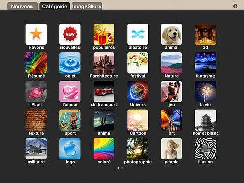 Wallpaper Collection HD Pro pour mac