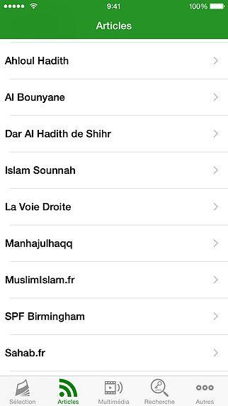 Islam Science pour mac