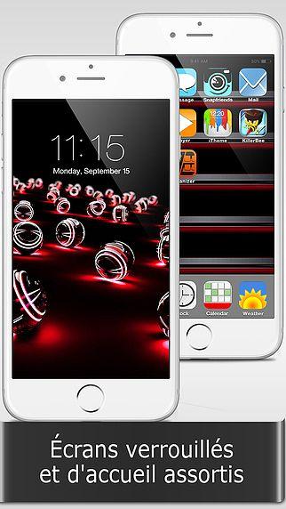 ITheme - Thèmes pour ton iPhone, iPad et ton iPod Touch - Magie  pour mac