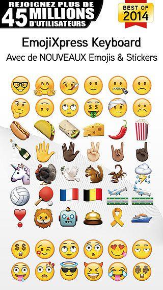 Emoji pour mac