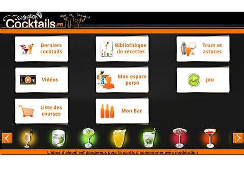 Destination Cocktails pour mac