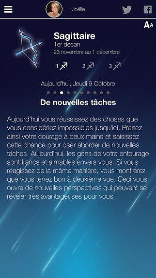 Mon Horoscope Gratuit pour mac