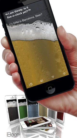 IBière Gratuite - bière interactive pour mac