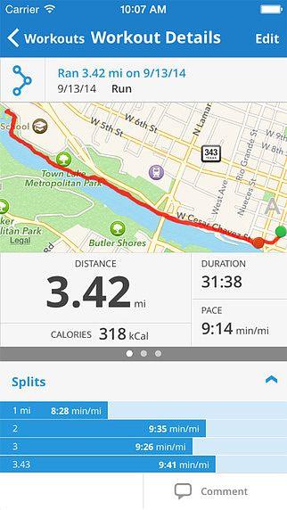 Suis Ma Course - MapMyRun GPS Running pour mac