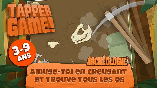 Archéologue - Jurassic Life - Jeux pour Enfants pour mac