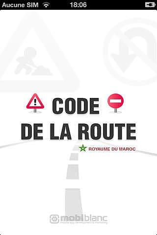 Le Code Marocain de la route pour mac