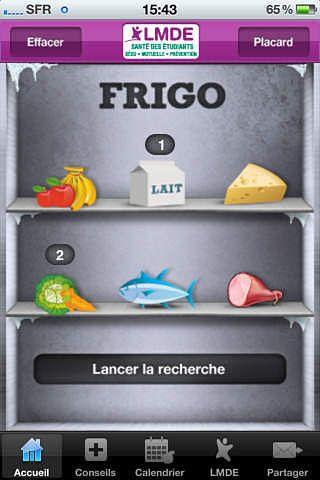 LMDE Nutrition pour mac