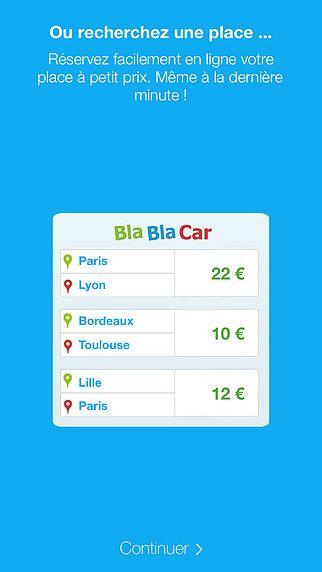 BlaBlaCar - Covoiturage pour mac