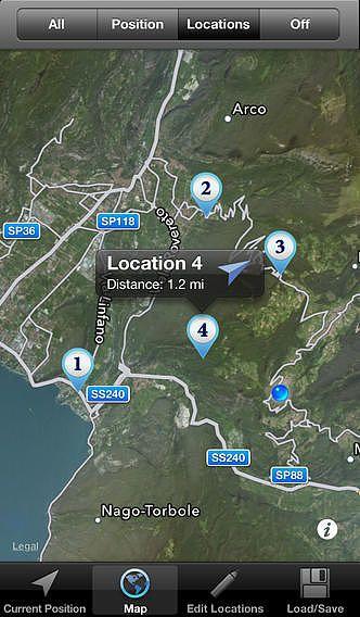 GPS Tour pour mac