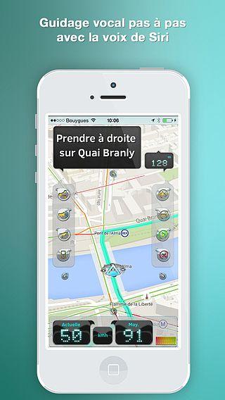 UGo GPS Navigation - Free Version - 3D Maps pour mac