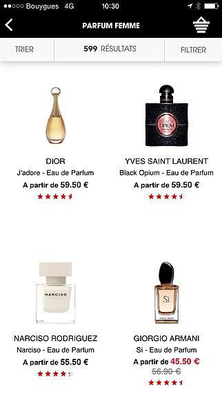 Sephora France pour mac