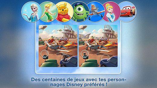 Disney Puzzles et Activités pour mac