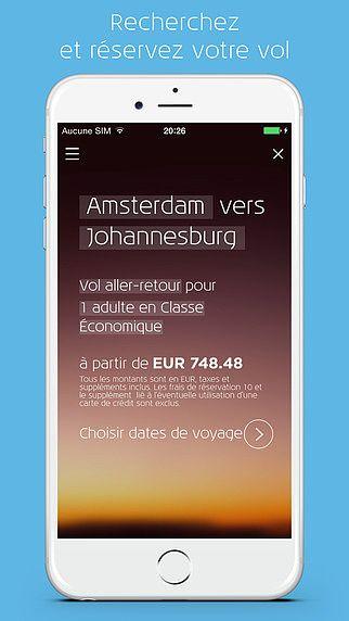 KLM pour mac