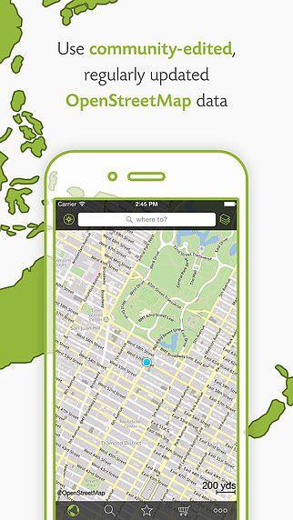 Wisepilot - Cartes, GPS navigation  pour mac