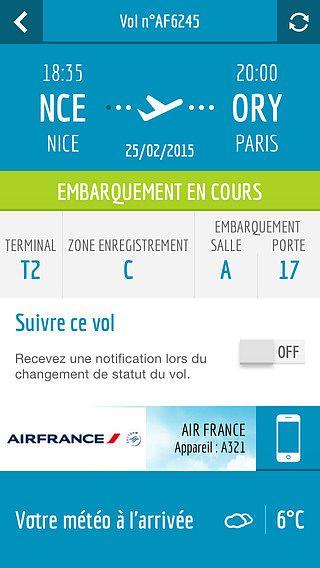 Aéroport Nice pour mac