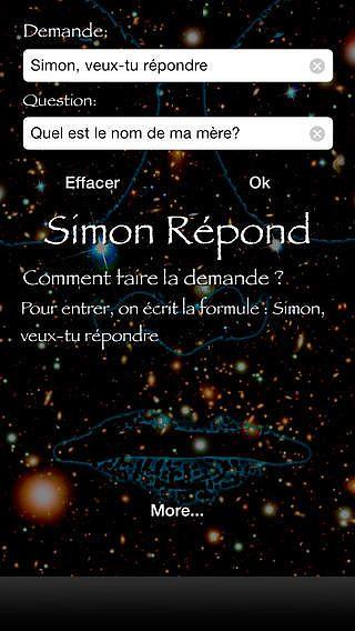 Simon Répond Pro - Jeu de Tarot pour mac