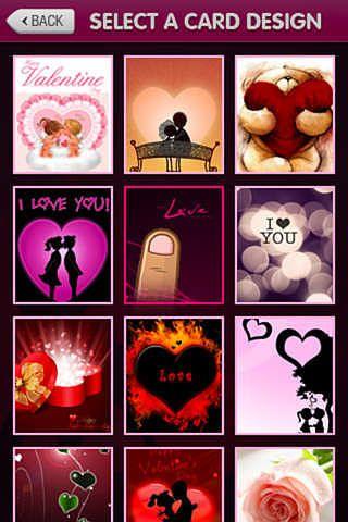 Valentine's Card Maker pour mac