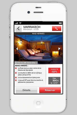 Club Privé Vacances : vente privée de voyages, guide et bons pla pour mac
