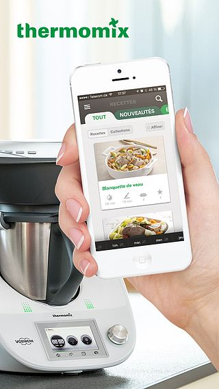 Application Officielle Thermomix ® 2.0 pour mac