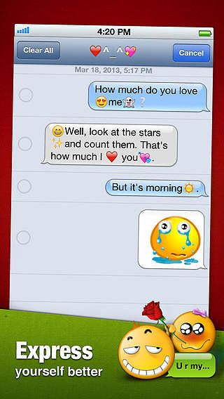 Emoji - le Meilleur Clavier Emoji pour mac