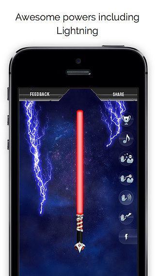 Jedi Lightsaber pour mac