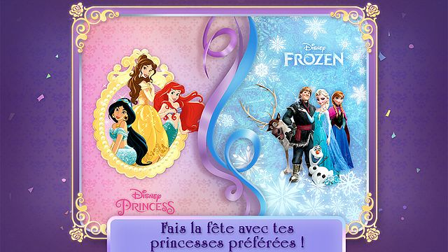Disney Royal Celebrations pour mac