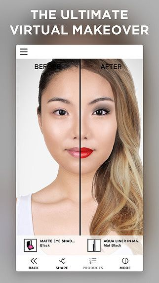Virtual Makeover pour mac