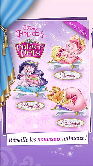 Disney Princess Palace Pets pour mac