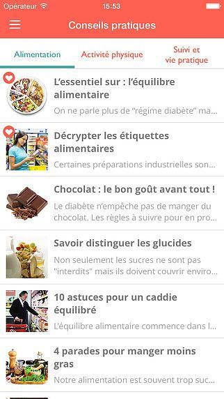 DiabetoPartner - Mon application Diabète pour mac
