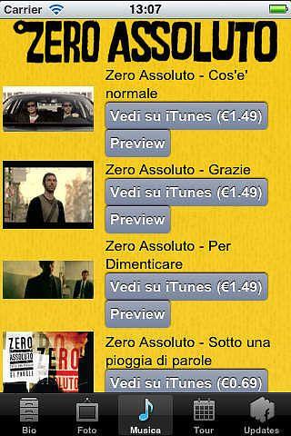 Zero Assoluto App pour mac