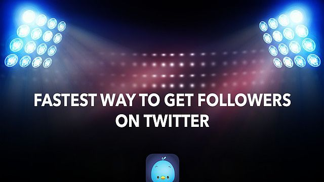 Get Followers on Twitter pour mac