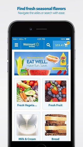 Walmart Grocery pour mac