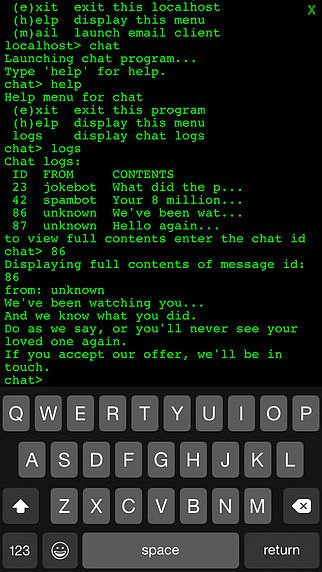 Hack Run ZERO pour mac