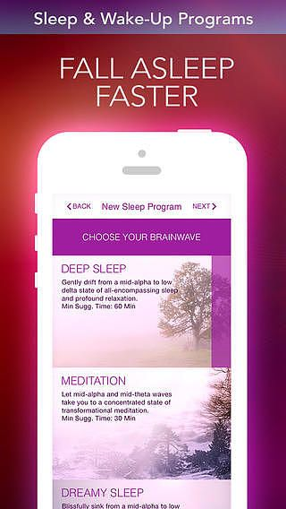 Alarm Clock Sleep Sounds Free: Guided Meditation for Relaxation  pour mac
