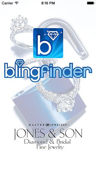 BlingFinder-Engagement Rings, Wedding Bands, and Jewelry pour mac