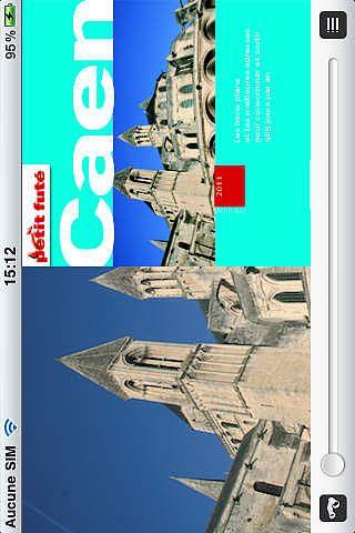 Caen -  Petit Futé - Guide numérique - Voyages - L... pour mac