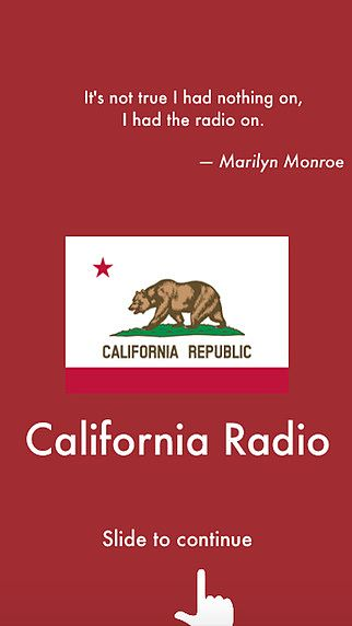 California Radio Stations - Free pour mac