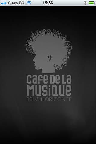 Café de La Musique - Belo Horizonte pour mac