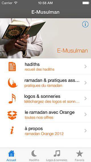 E-Musulman pour mac